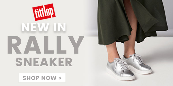 for 2019 - FitFlop Rally Sneaker!   Milled