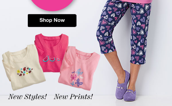Shop Pajama Sets!