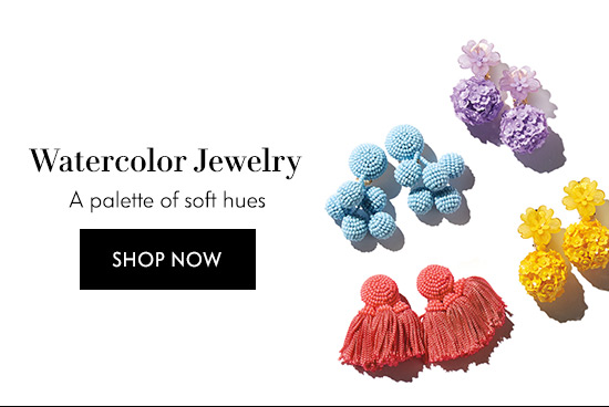 Shop Watercolor Jewelry