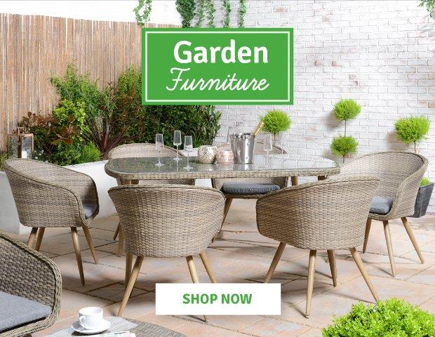 Make The Most Of The Sunshine ☀ Shop Garden Furniture