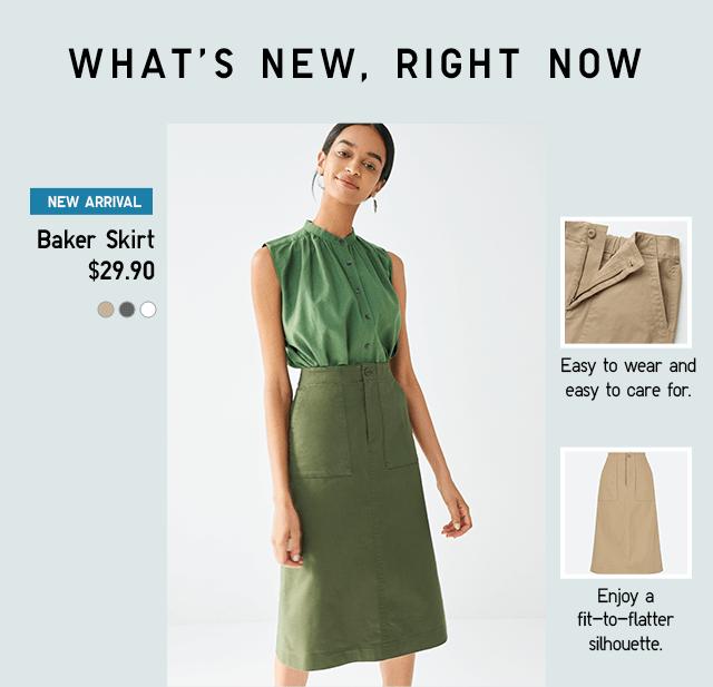 Baker Skirt $29.90
