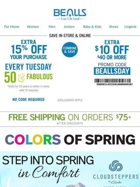048771af3e18 Bealls Florida  Footwear Must-Haves for Spring
