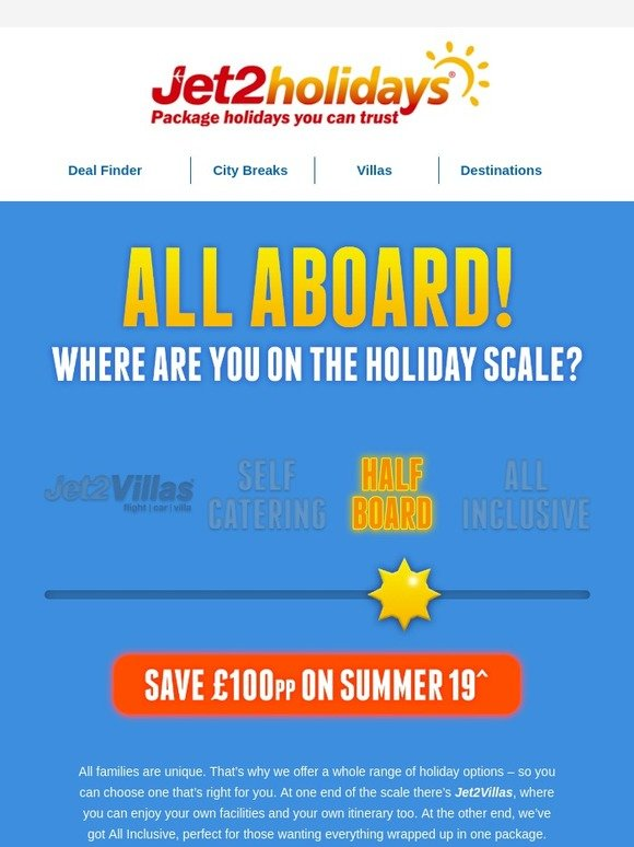 Jet2holidays How Does Your Family Like To Holiday Milled