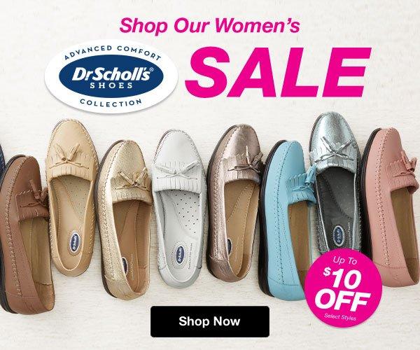 Shop Women's Dr.Scholl's ® Sale!