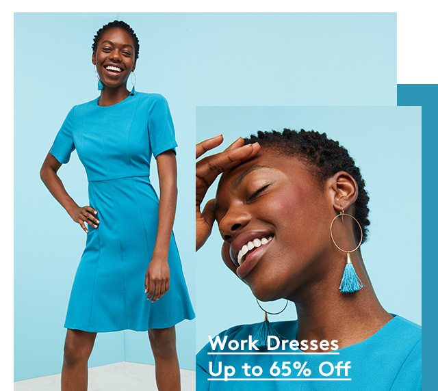 Work Dress Up to 65% Off