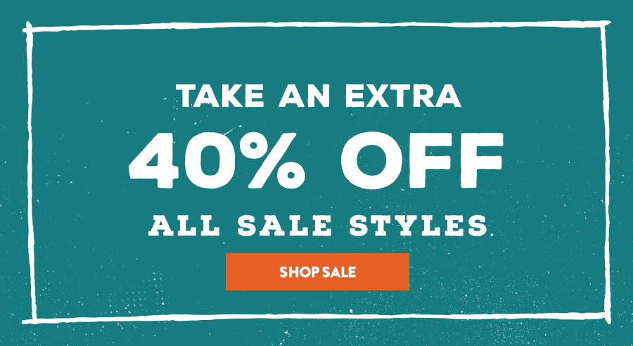 Extra 40% Off All Sale