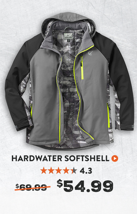 Hardwater Softshell Jacket