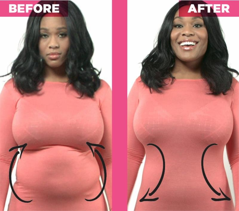 6ef79d2a78375 Waist Shaperz  👀 These WaistShaperz Before   After s are Amazing ...