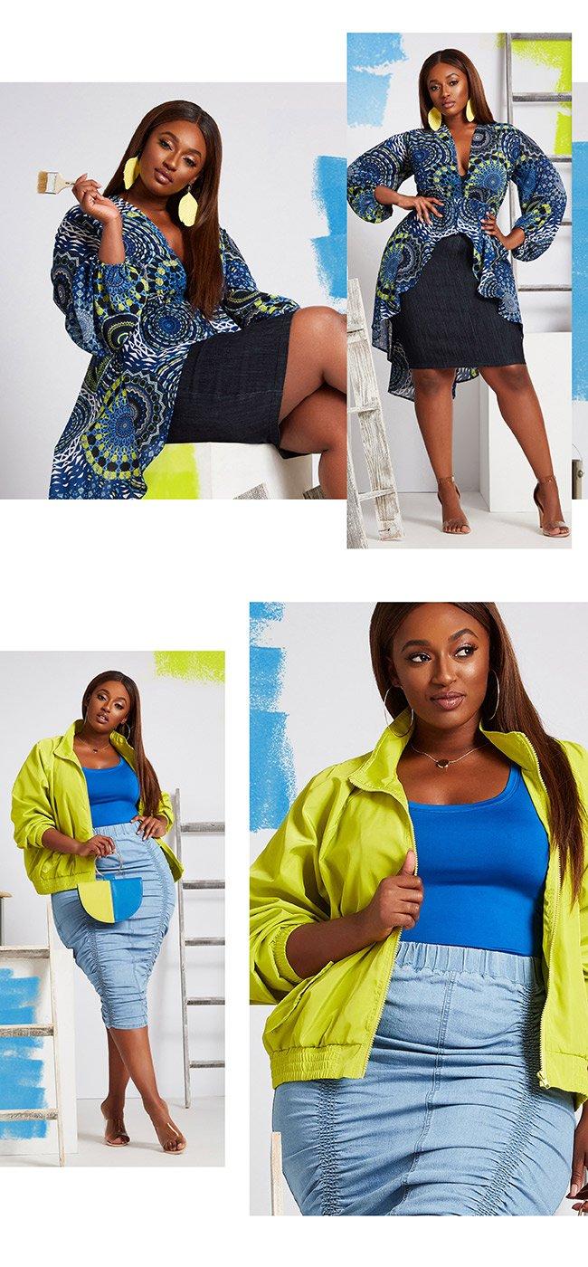 True Blue - Shop Now