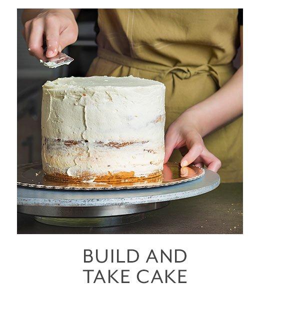 Class: Build & Take Cake