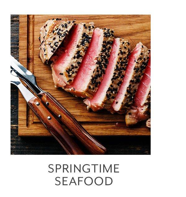 Class: Springtime Seafood