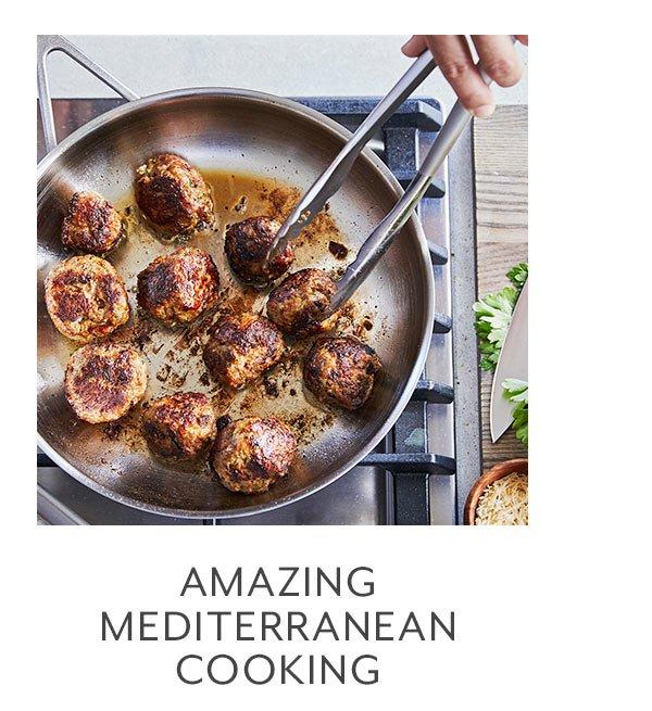 Class: Amazing Mediterranean Cooking