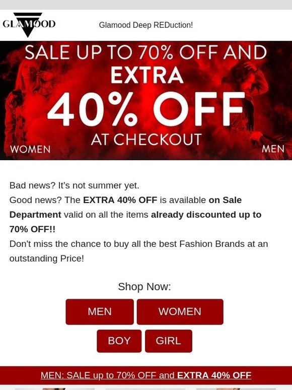 f1f3cfc02a06 Spence KOO  EXTRA 40% OFF on Sale Department already discounted up to 70%  OFF!