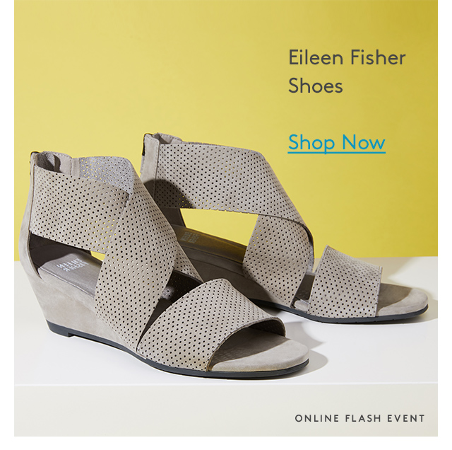 Eileen Fisher Shoes | Shop Now | Online Flash Event
