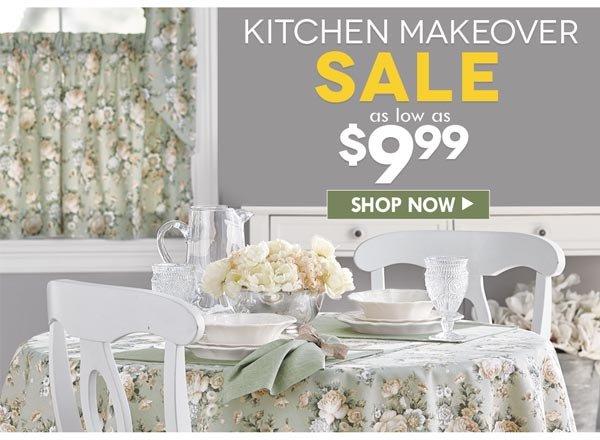Kitchen Makeover Sale