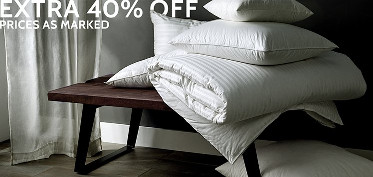 The White Sale: Basics & Mattress Issue