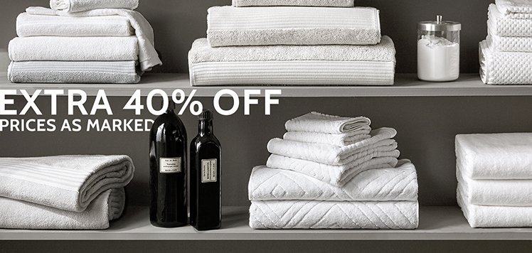 The White Sale: Bath Issue