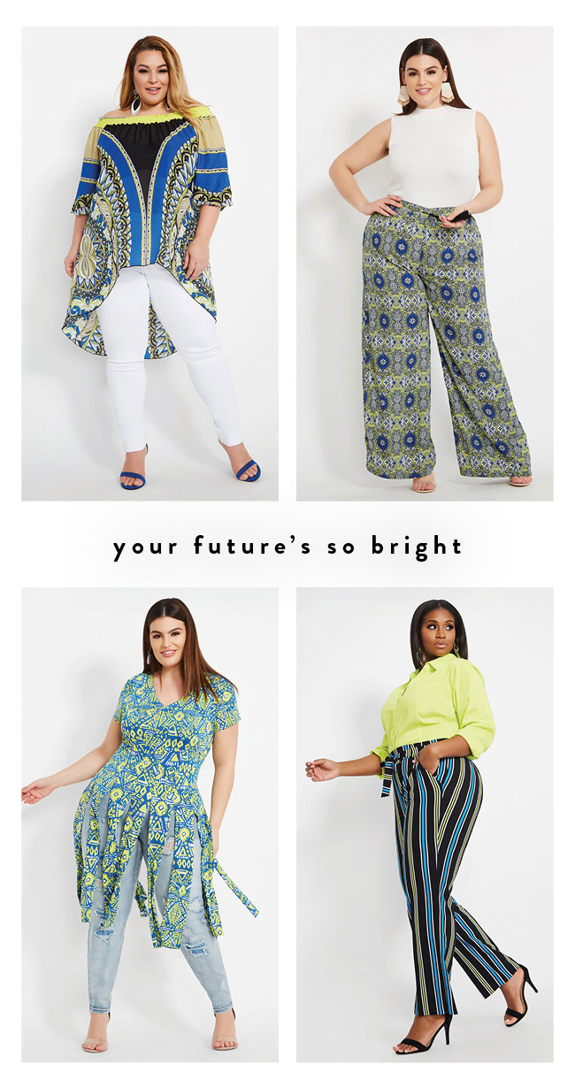 Your future is so bright - Shop Now