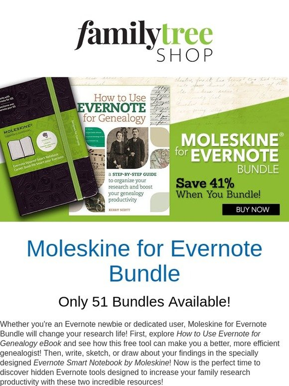 A Step-by-Step Guide to Organize Your Research and Boost Your Genealogy Productivity How to Use Evernote for Genealogy