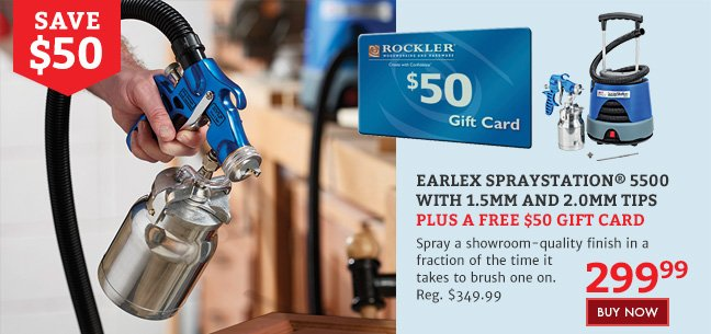 Rockler: Power Plus Sale Packs A Punch!   Milled