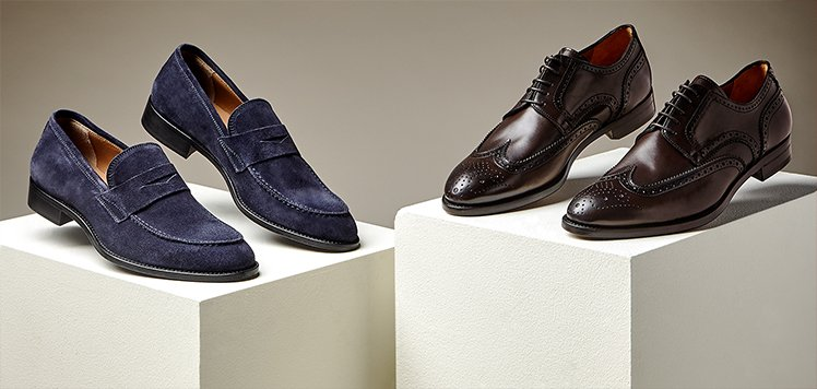 Oxfords to Loafers