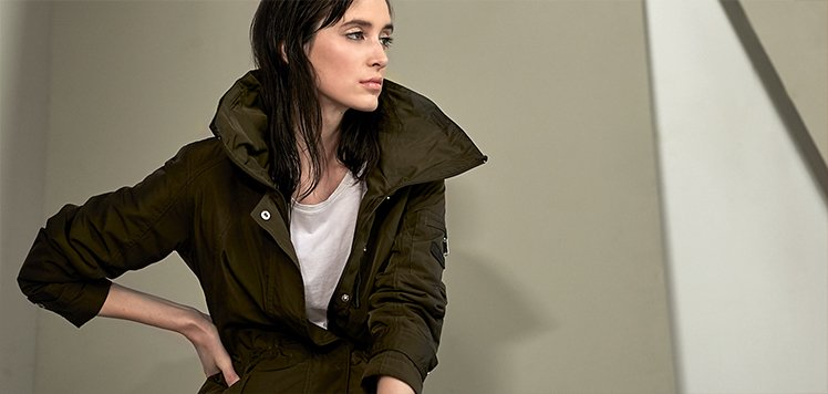 The Spring Outerwear Index