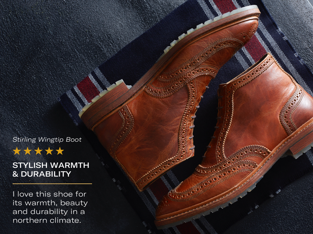 Stirling Boot