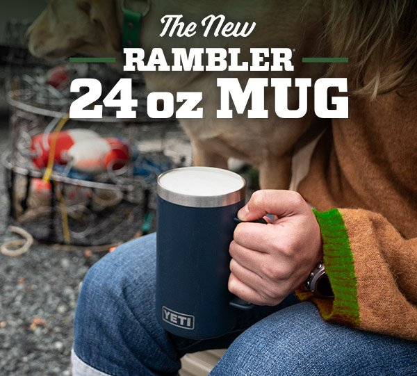 2a0a664d033 YETI: Only Available on YETI.com: The YETI Beer Mug | Milled