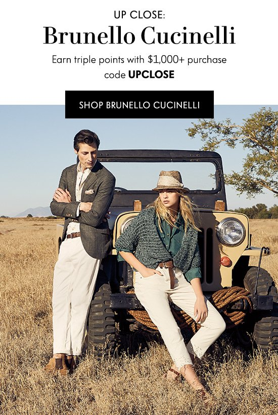 Shop Brunello Cucinelli