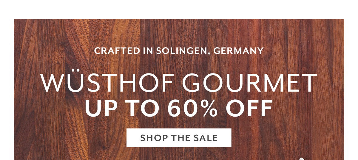 Wüsthof Gourmet