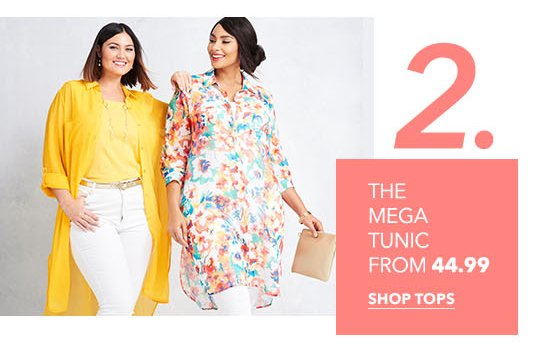 The Mega Tunic From $44.99