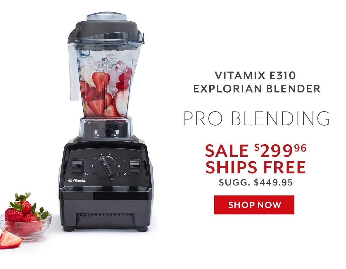 Vitamin E310 Explorian Blender
