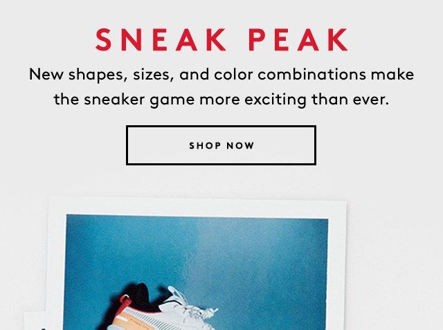 Sneakerheads, rejoice.