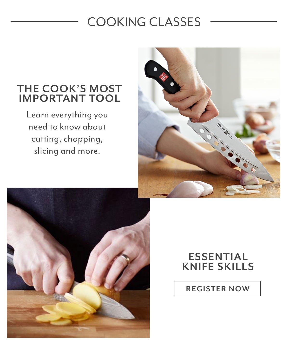 Essentials Knife Skills