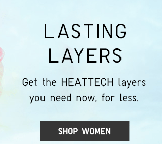 HEATTECH - SHOP WOMEN