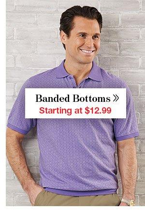 Shop Men's Banded Bottoms!