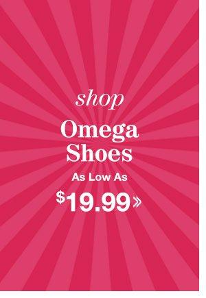 Shop Men's Omega Shoes