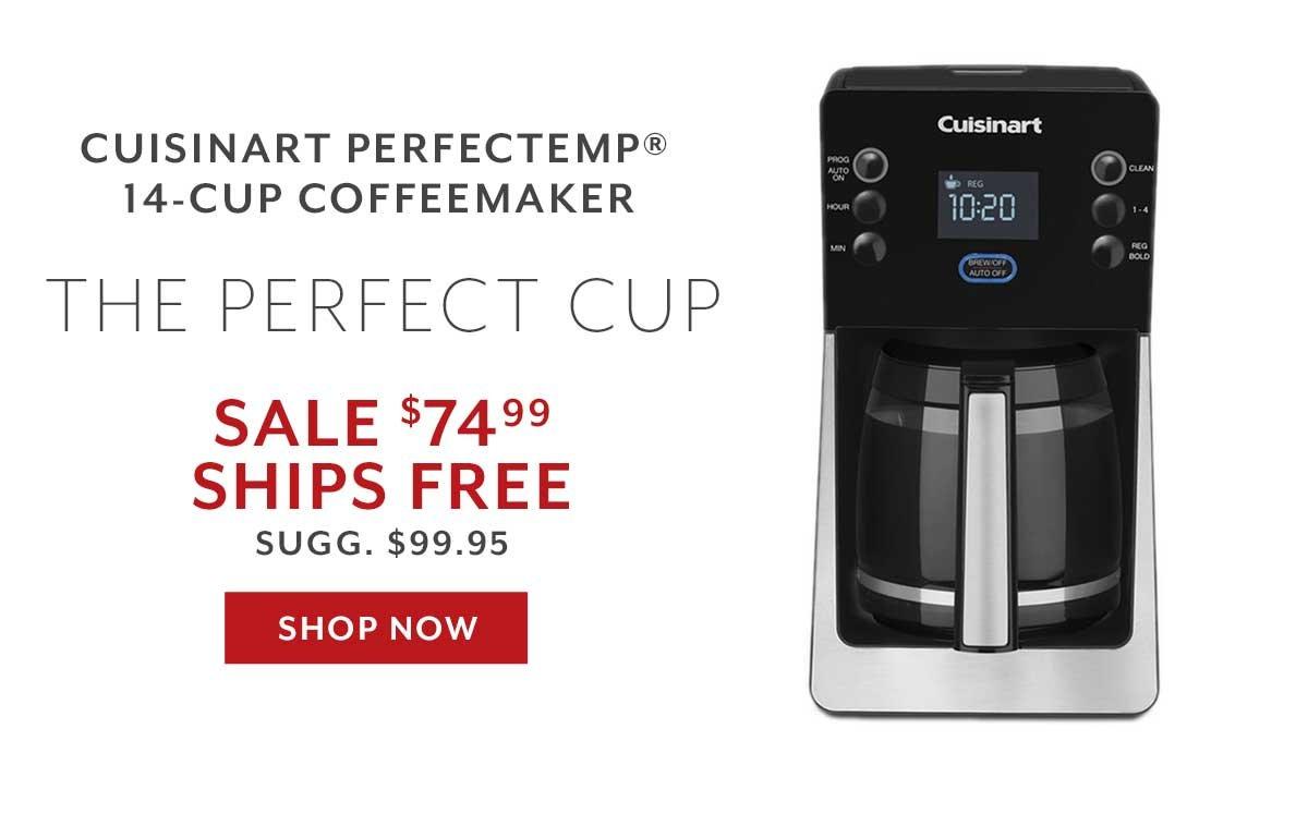 Cuisinart 14-Cup Coffee Maker