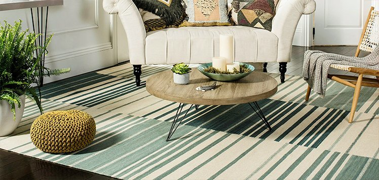 These Rugs Will Re-Energize Your Room