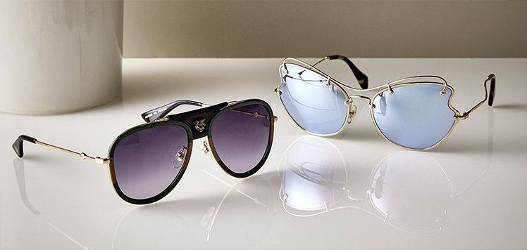 Shop Sunglasses by Shape