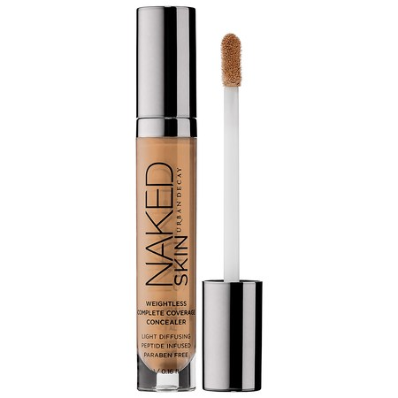 Urban Decay : Naked Skin Weightless Complete Coverage Concealer : Concealer