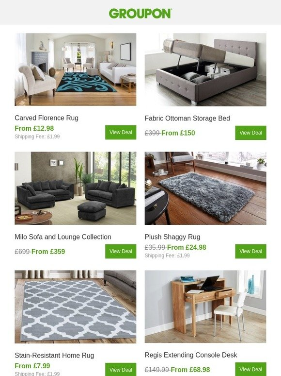 Groovy Groupon Uk Refresh Your Home With Our Huge Range Of Indoor Lamtechconsult Wood Chair Design Ideas Lamtechconsultcom
