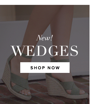 SHOP WEDGES NOW