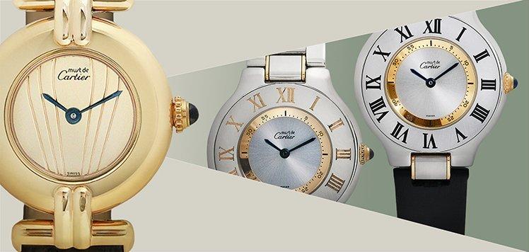 Vintage Cartier for Women