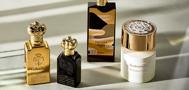 Clive Christian to Bond No. 9 Coveted Fragrances