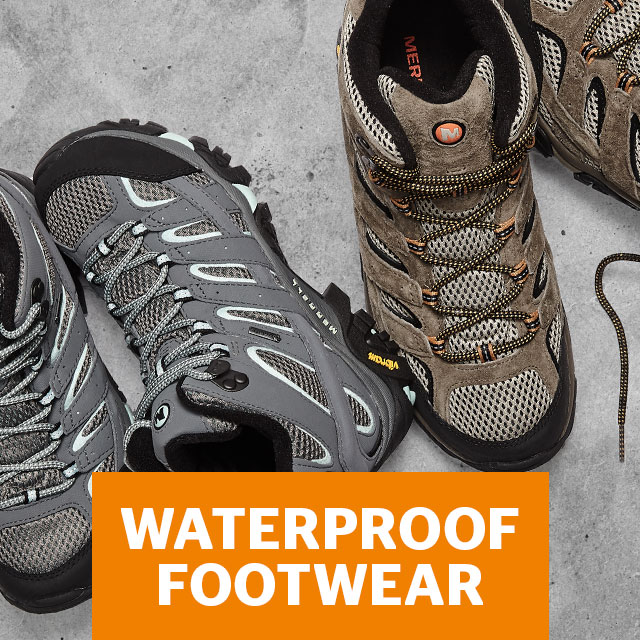 Waterproof Footwear