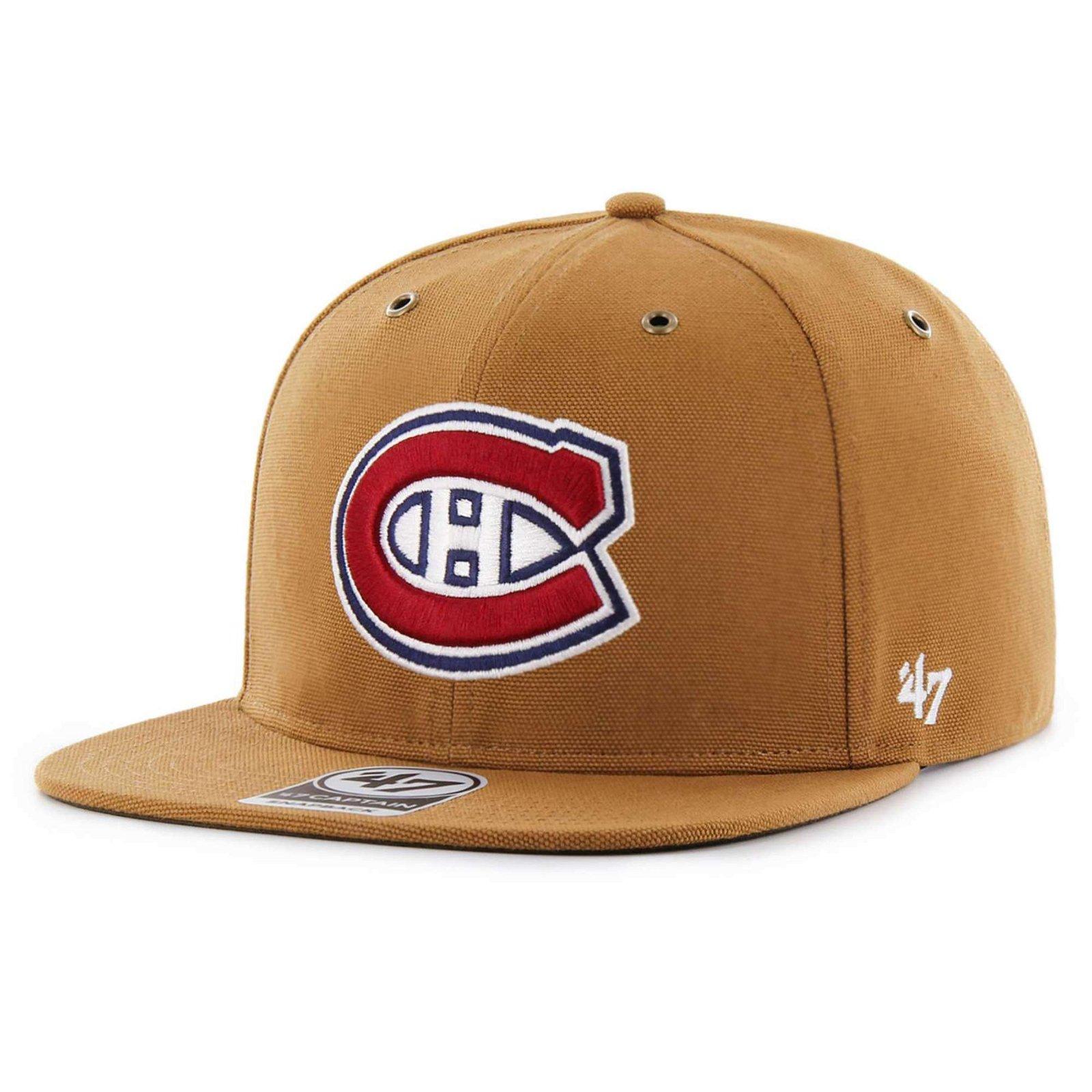 6cf3ed1639de7 Carhartt  See the hats built to honor hockey s Original 6