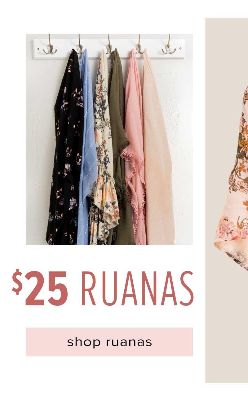 SHOP RUANAS