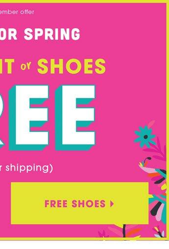 Shop Free Shoes