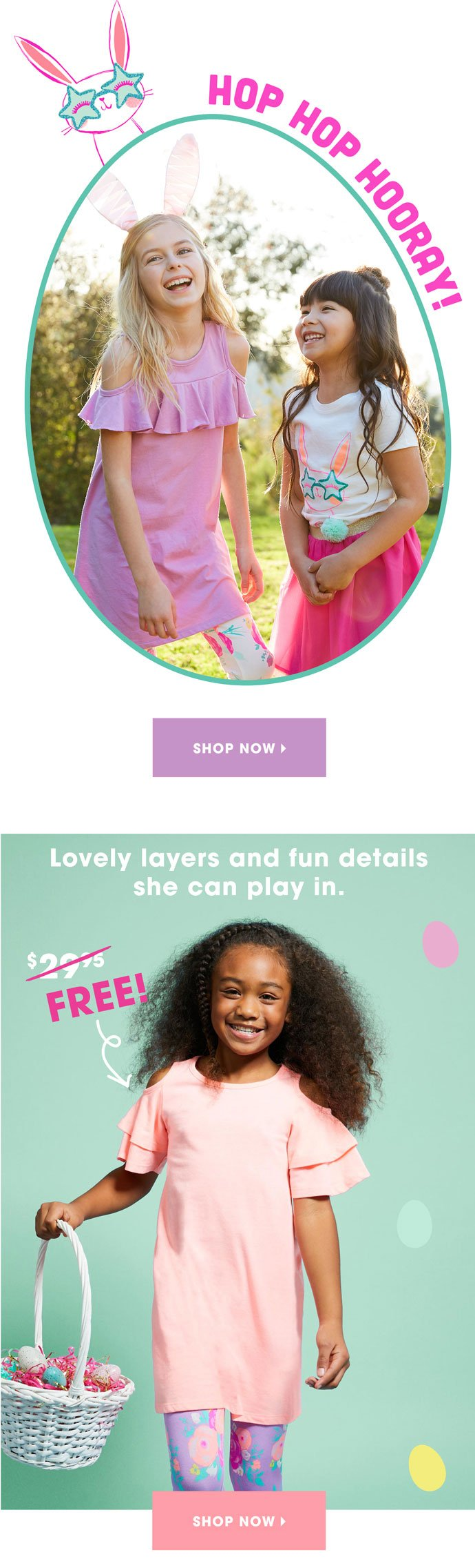 Shop All FREE Spring Outfits